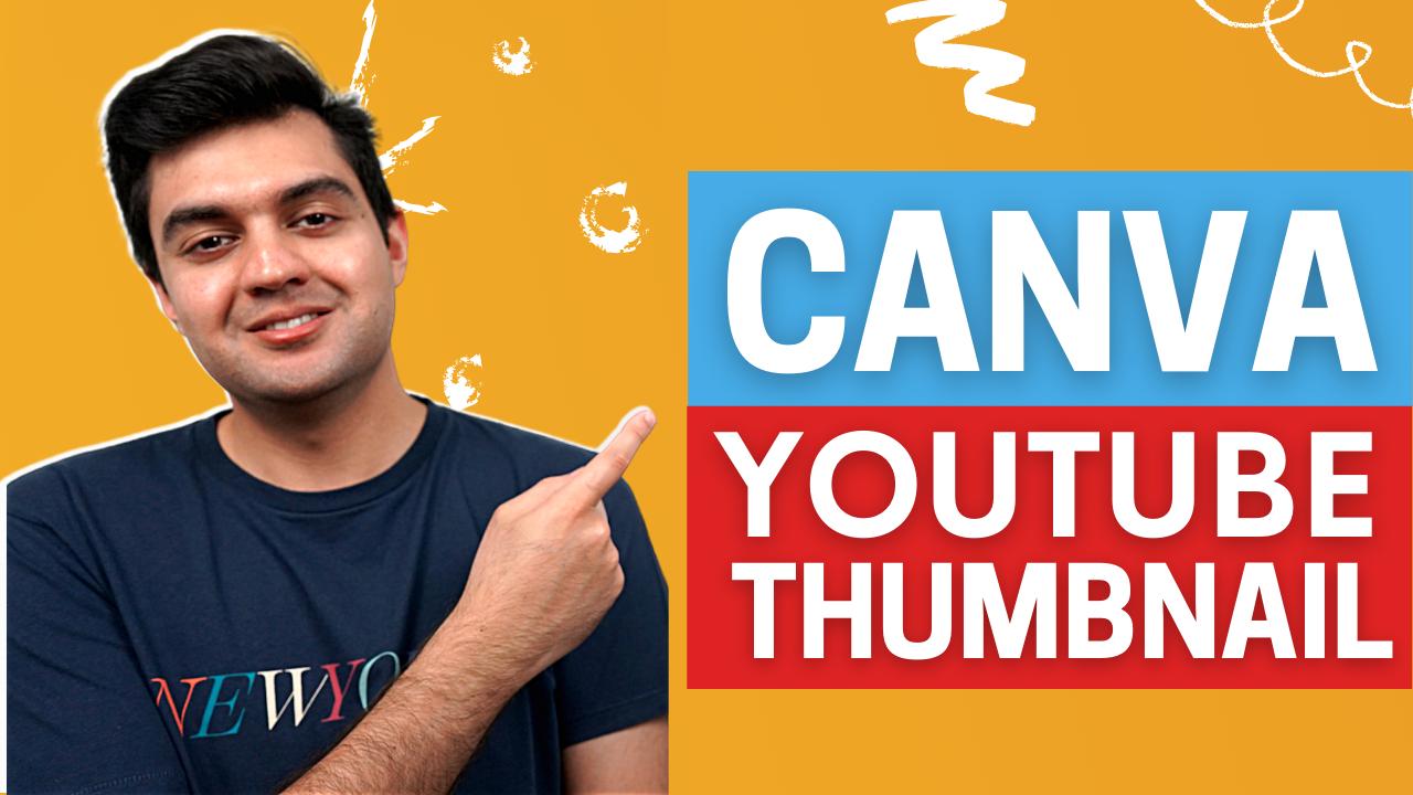 YouTube Thumbnail Tutorial: How To Use Canva for YouTube Thumbnail