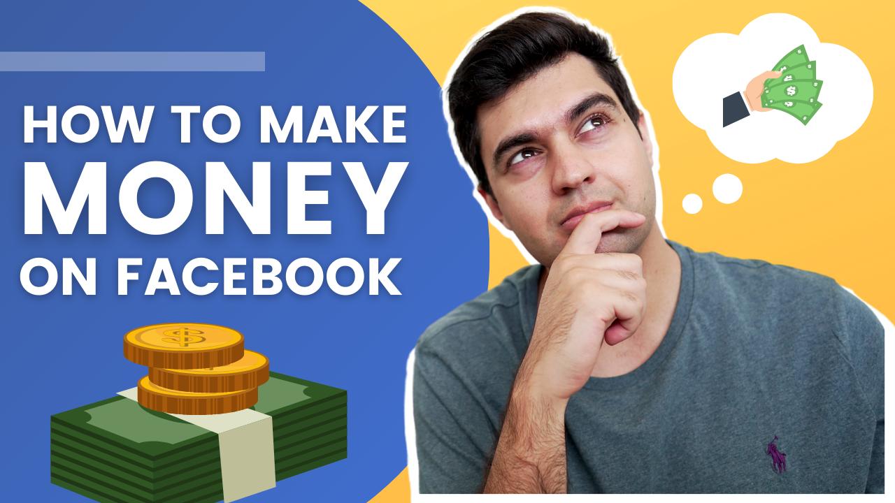 How to Make Money on Facebook in Urdu